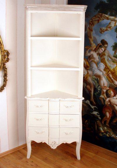 antik impressionen eckregal hmb16 palazzo int. Black Bedroom Furniture Sets. Home Design Ideas