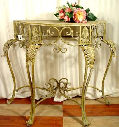 florentinische wandkonsole wif027 palazzo int. Black Bedroom Furniture Sets. Home Design Ideas