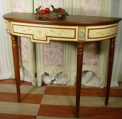 historische wandkonsole frf31 palazzo int. Black Bedroom Furniture Sets. Home Design Ideas