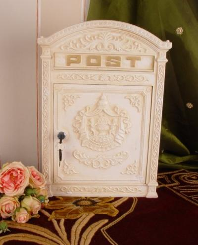 historischer briefkasten lta313 palazzo int. Black Bedroom Furniture Sets. Home Design Ideas