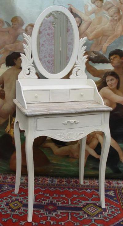 nostalgischer schminktisch villa rustica hma03. Black Bedroom Furniture Sets. Home Design Ideas
